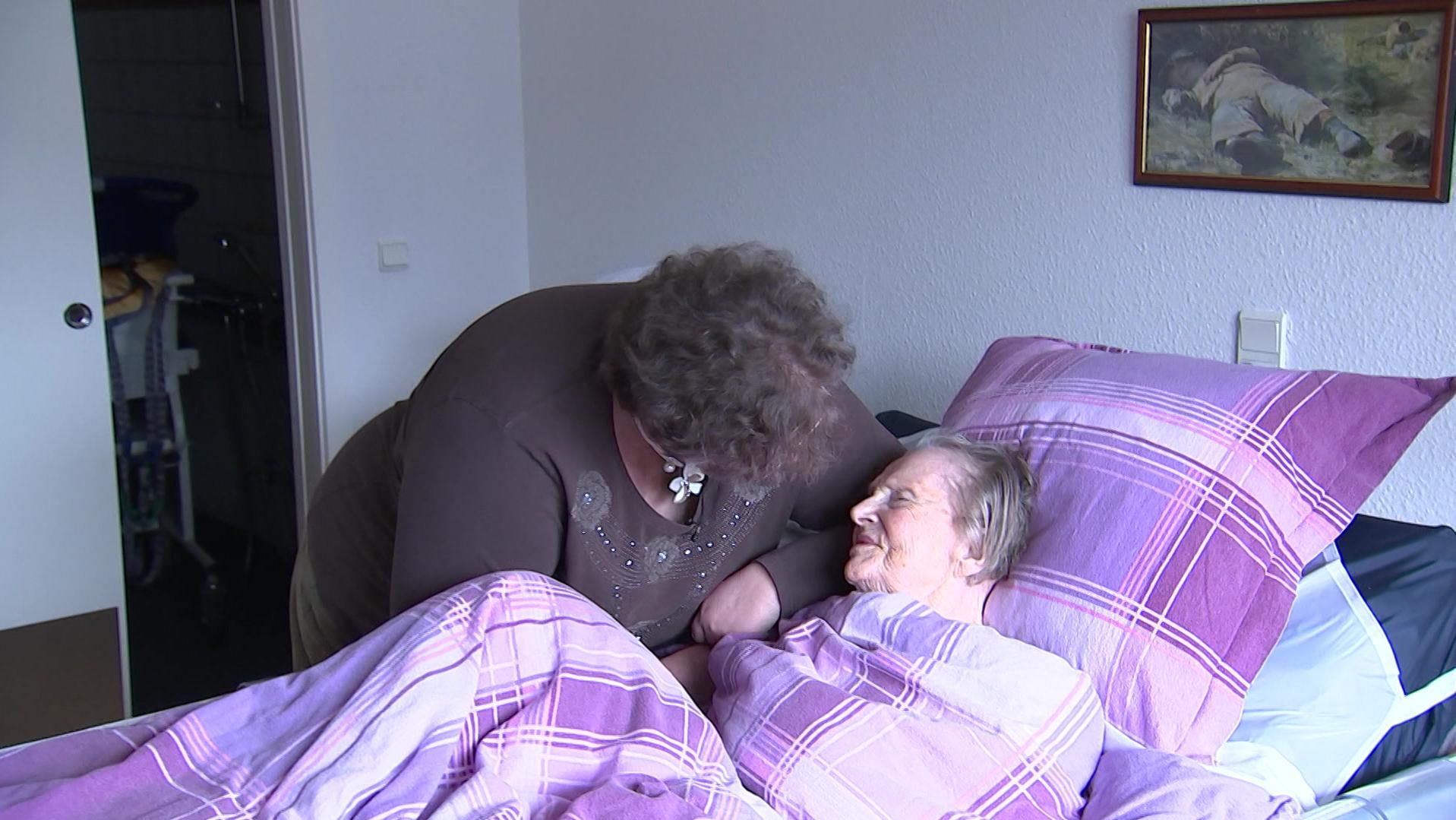 demenspårørende