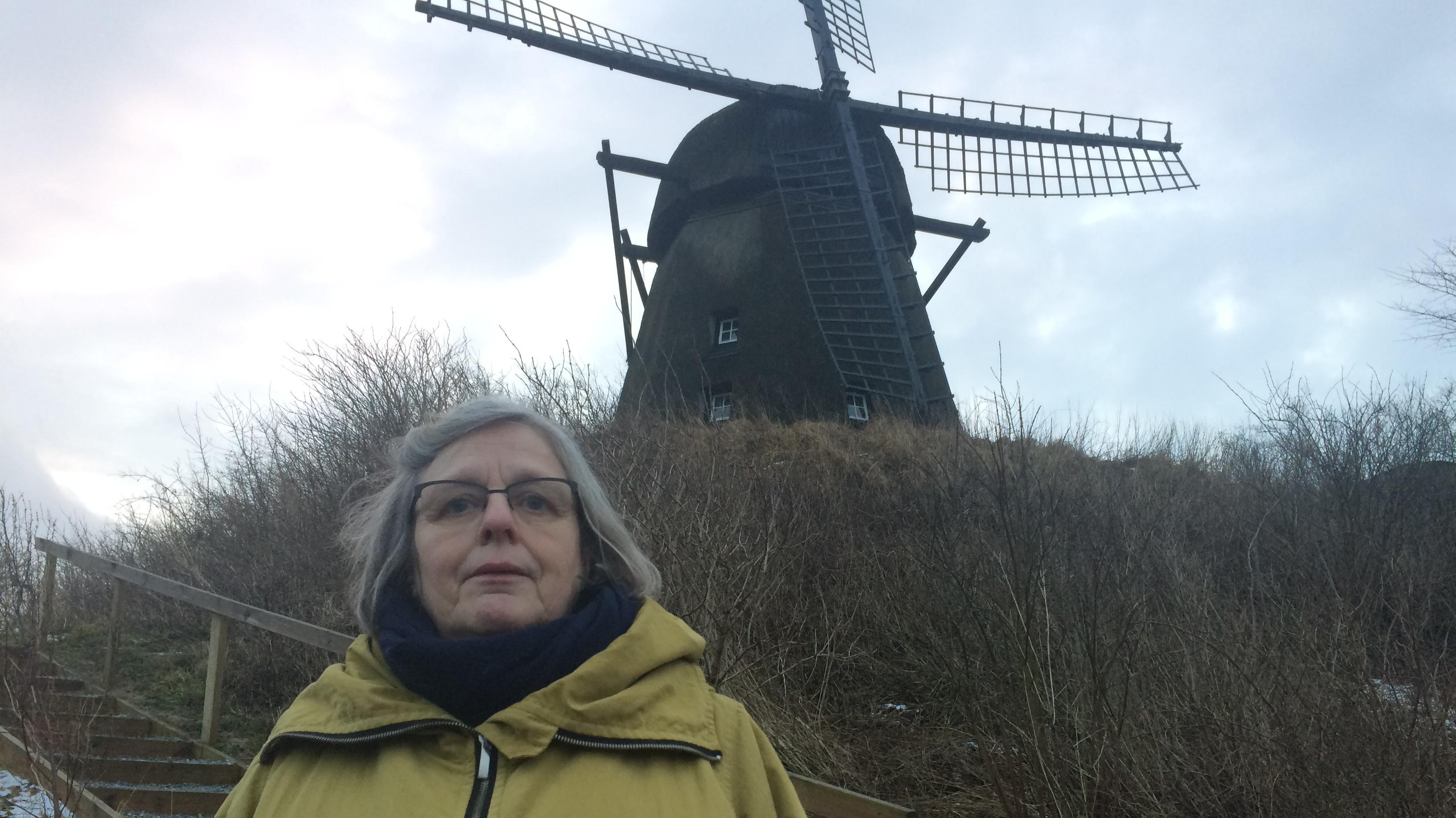 Lise Andersen, oldermand Havnø Mølle