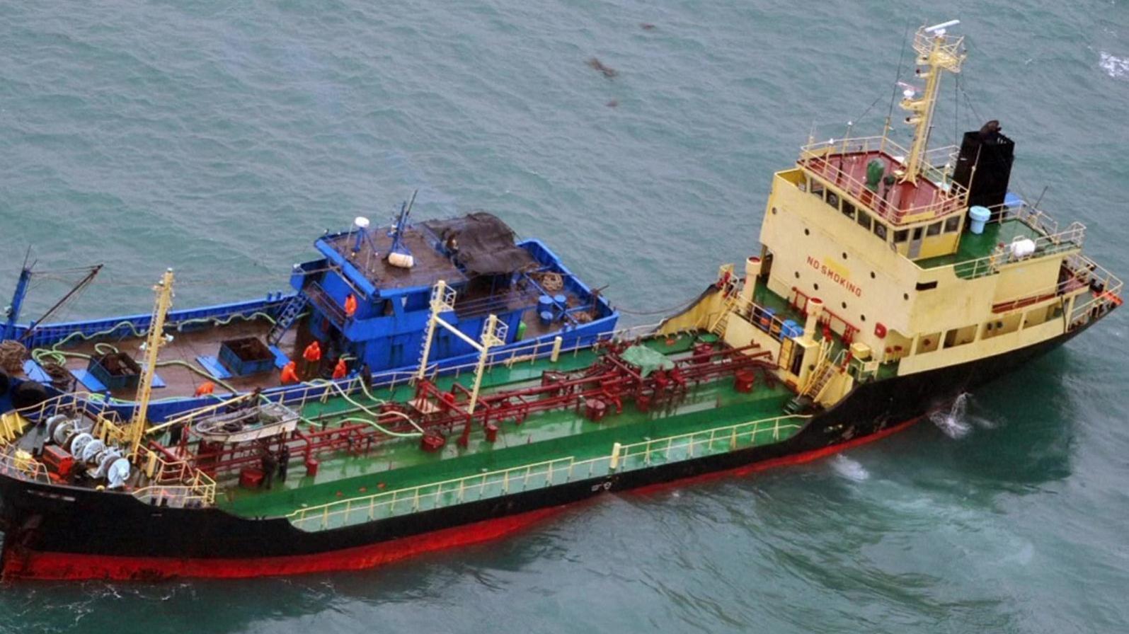 kinesisk skib