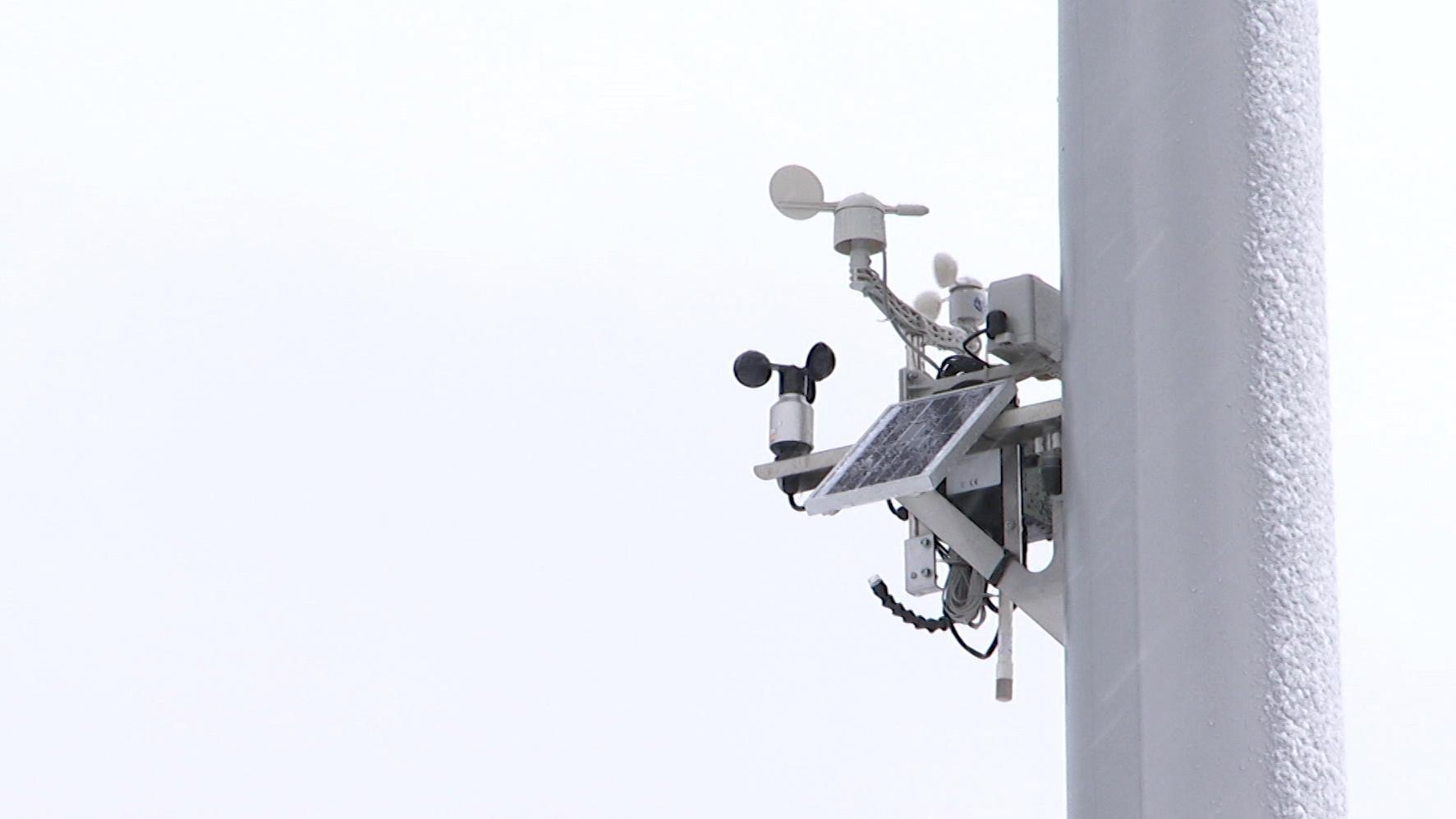 Sensor i Aarhus