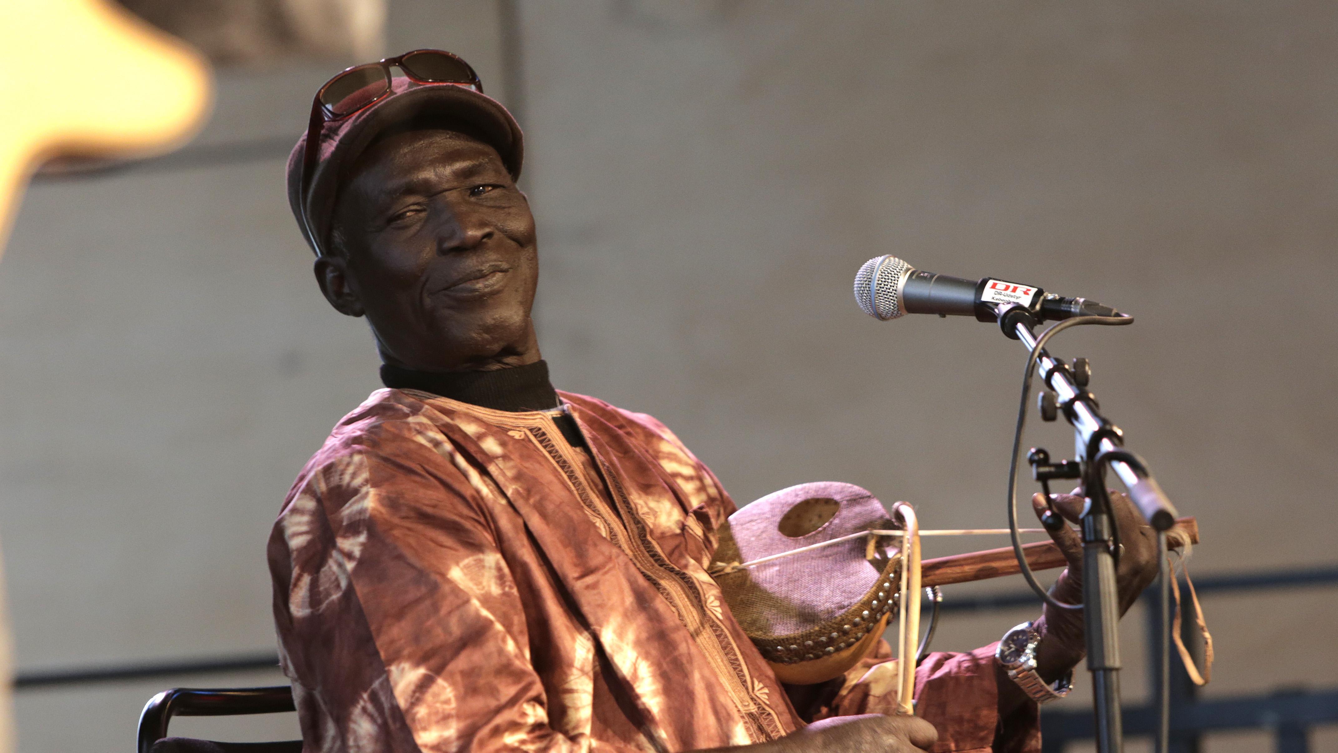 Musikariet, Moussa Diallo Mali november 2013