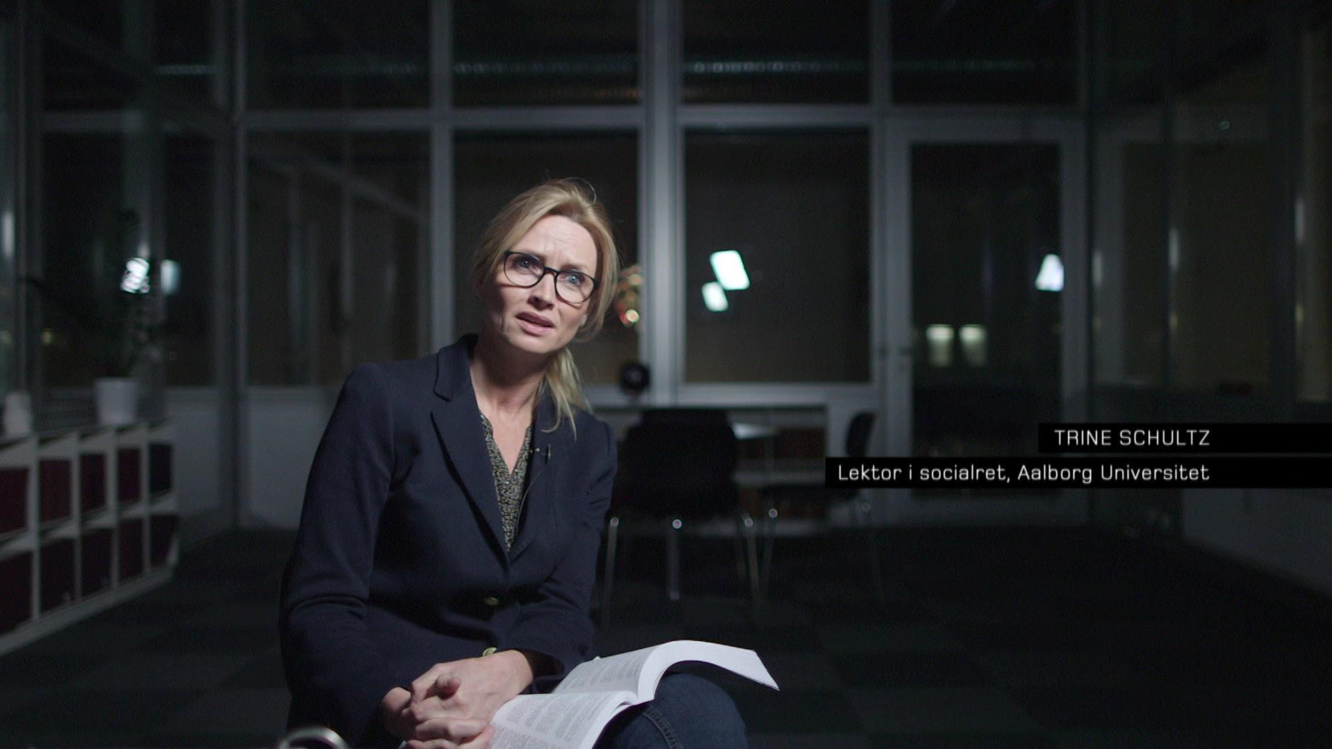 Trine Schultz Kundbypigen