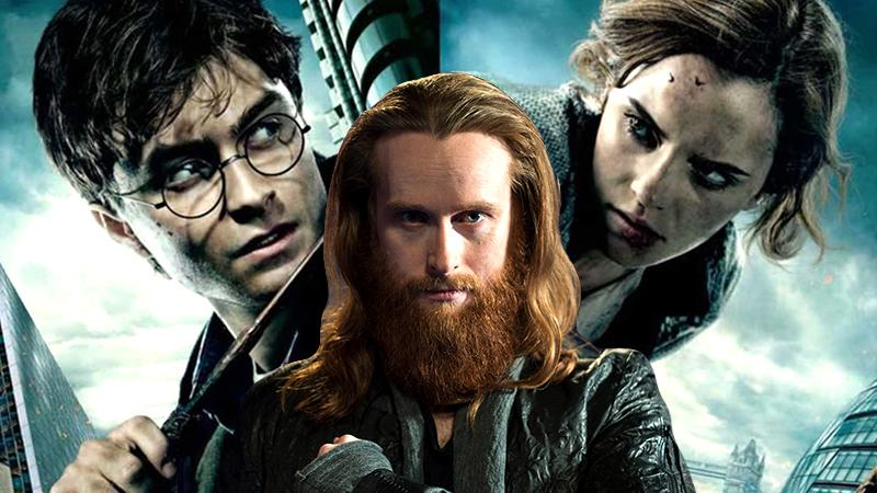 Harry Potter og Rasmussen