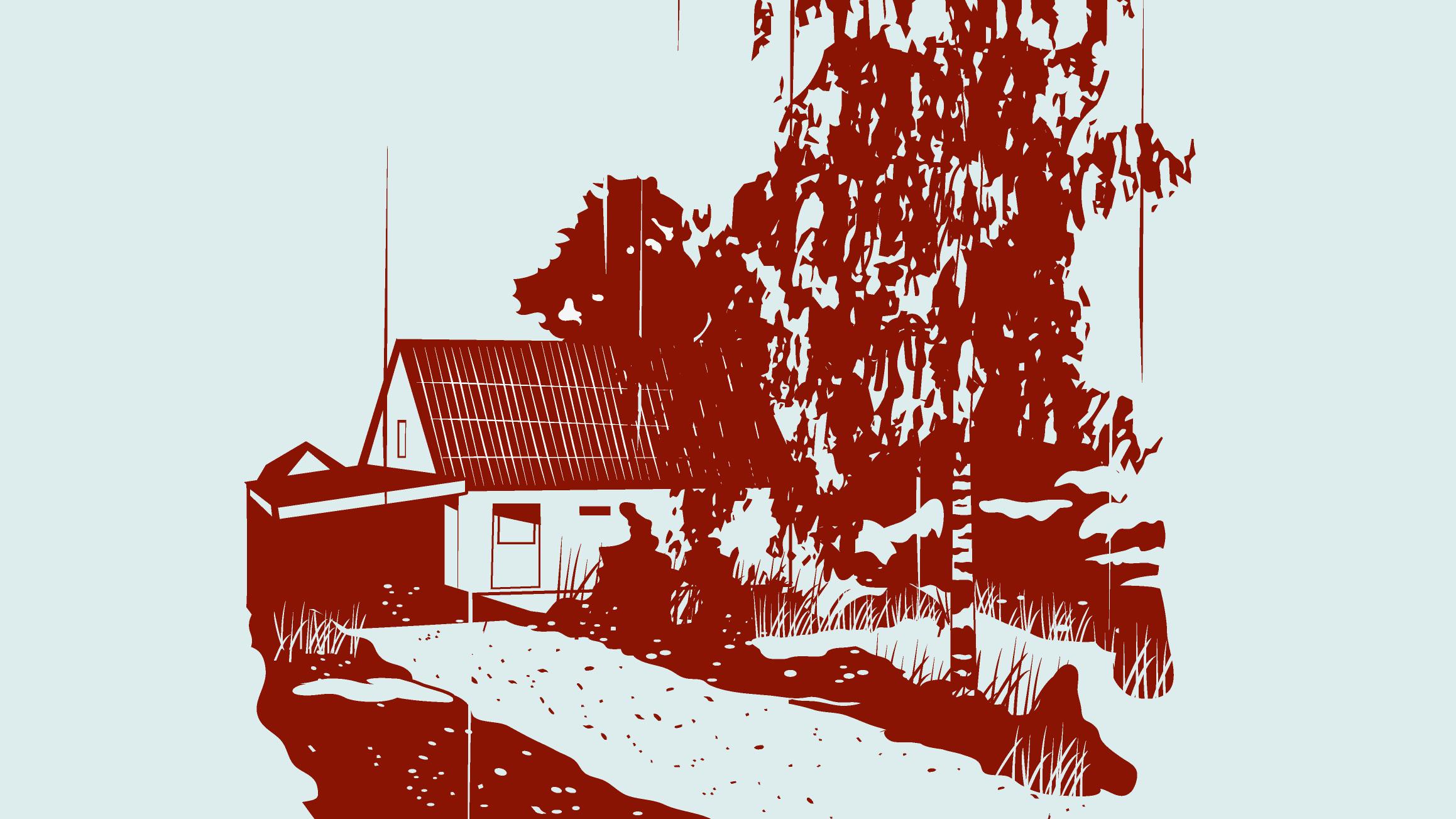 Illustration Gården anneks