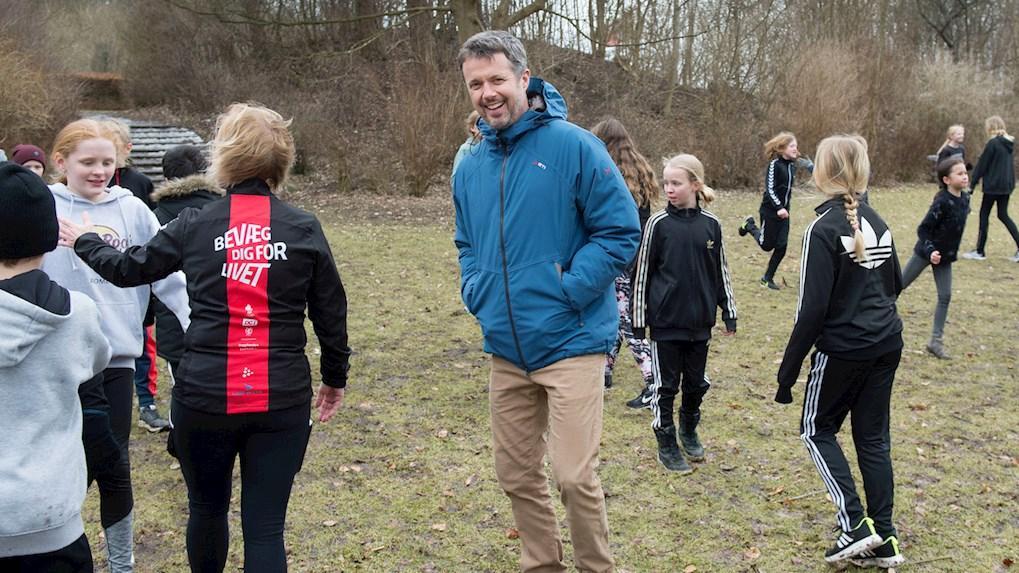 Royal Run kronprins Frederik