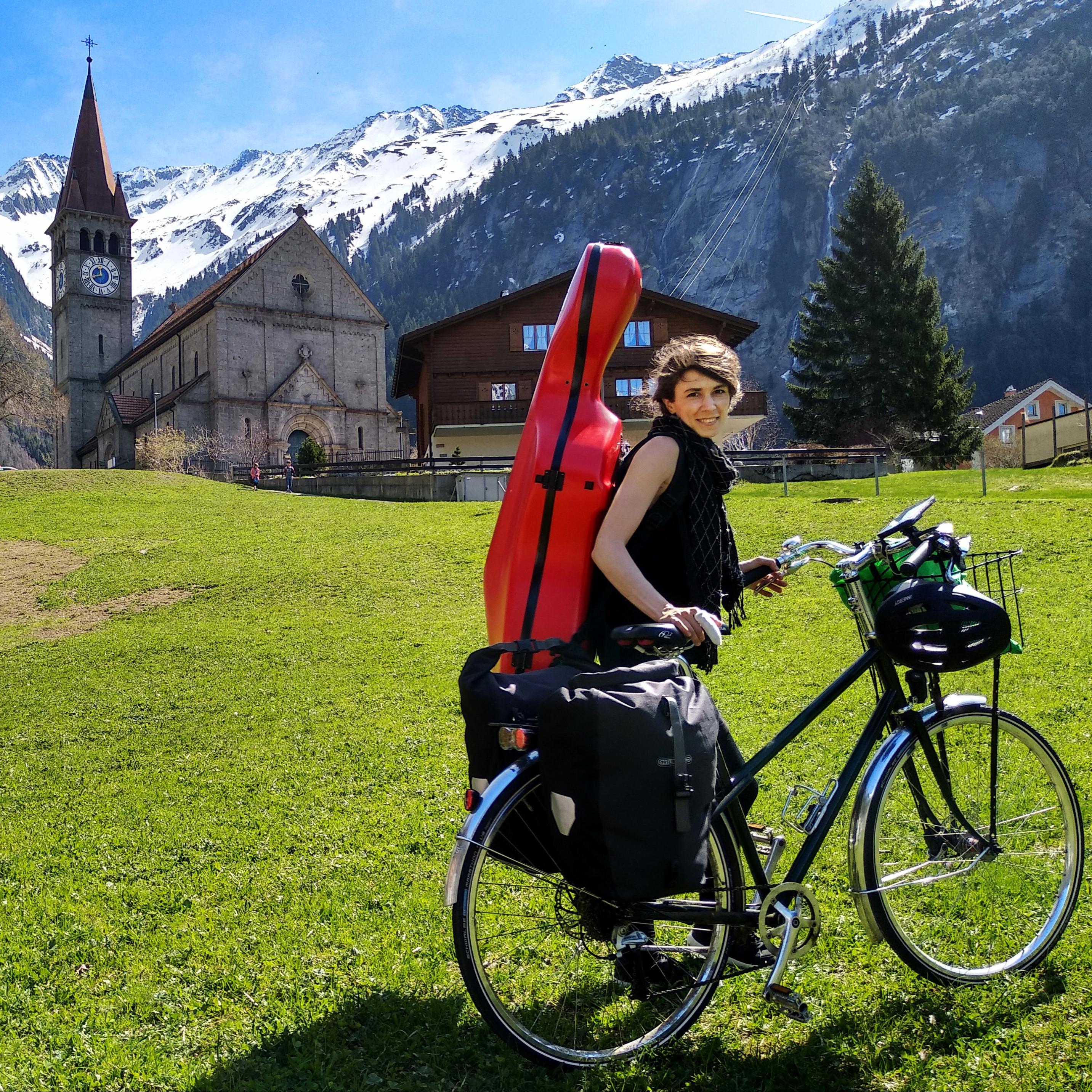Ida Riegels, cellist