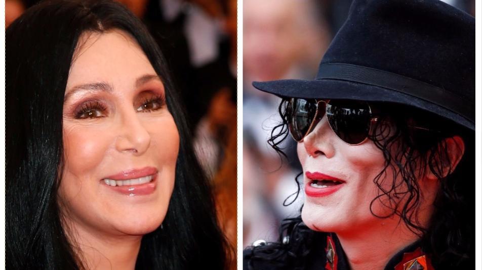 Cher Michael Jackson