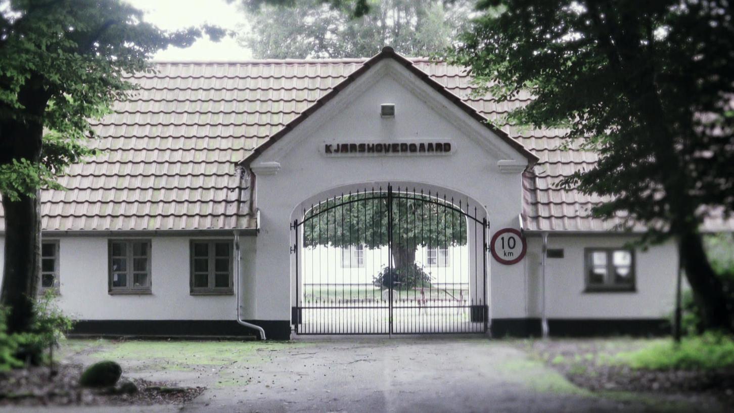 Udrejsecenter Kærshovedgård