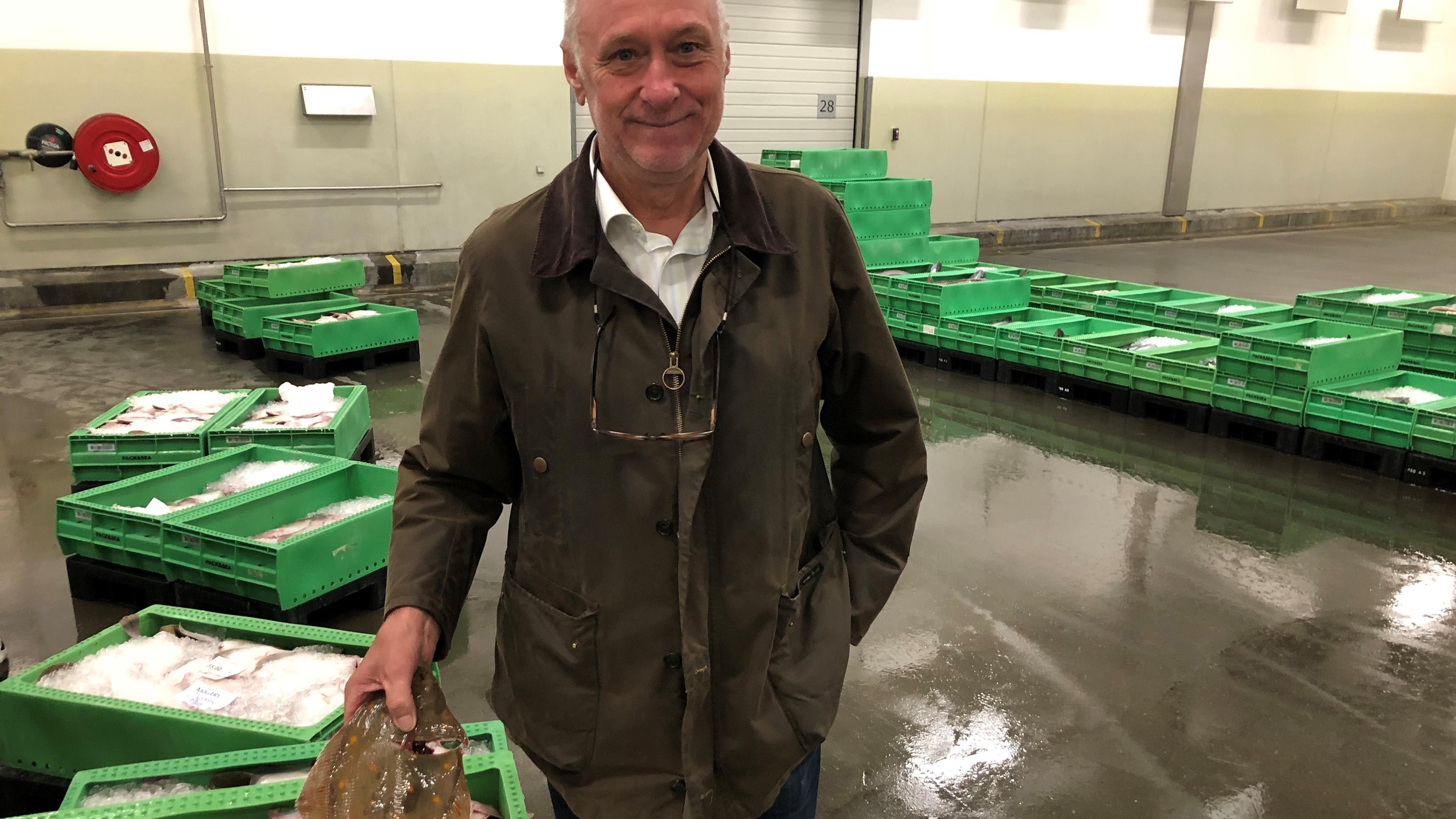 Niels Kristian Nielsen, Hirtshals Fiskeriforening