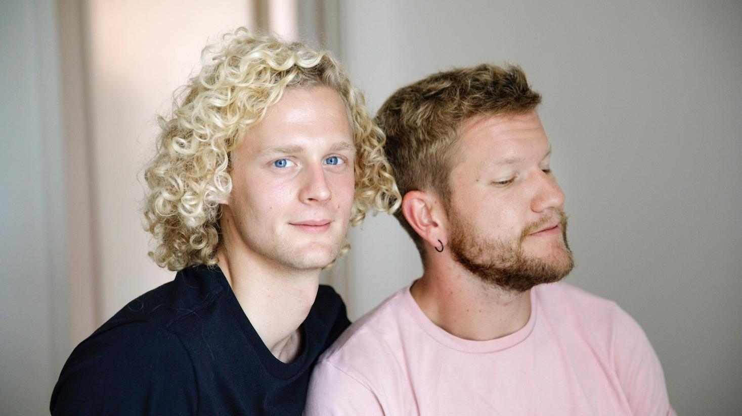 Martin og Oskar