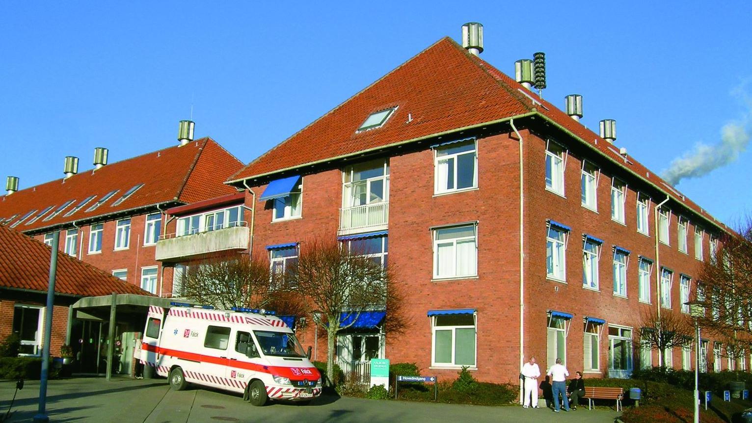 dronninglund sygehus