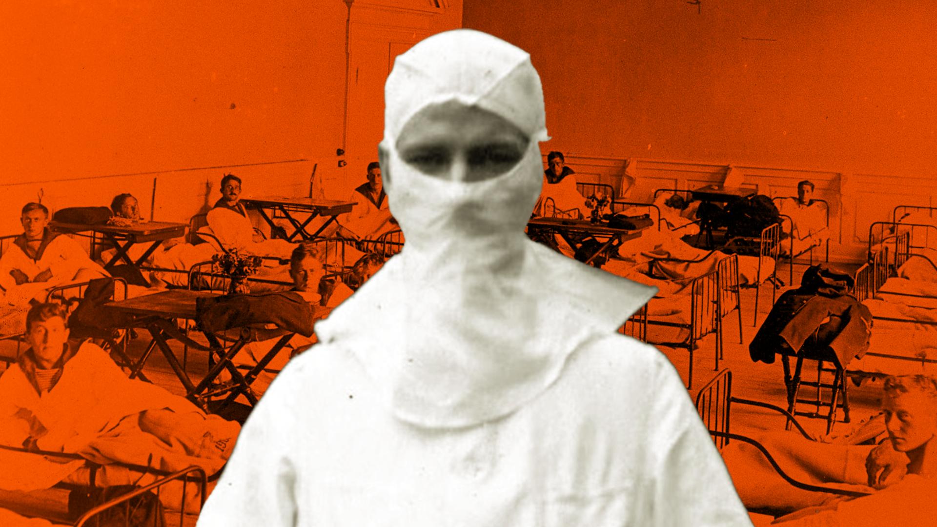 For 100 år siden var Danmark også ramt af pandemi: Mathilde blev kun 35 år