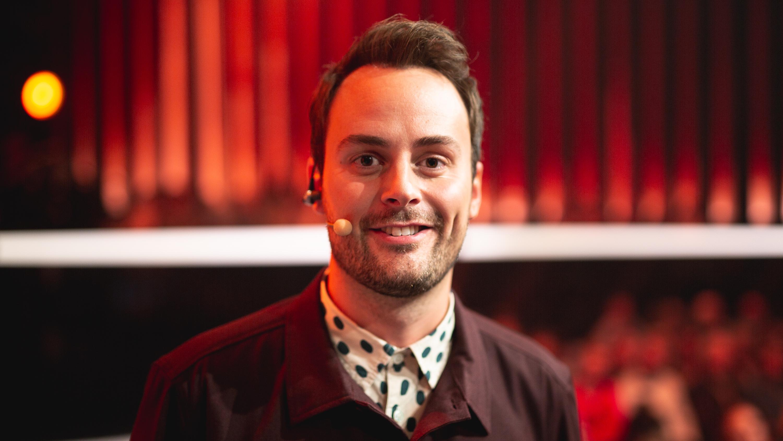 Kristian Gintberg i LIVE