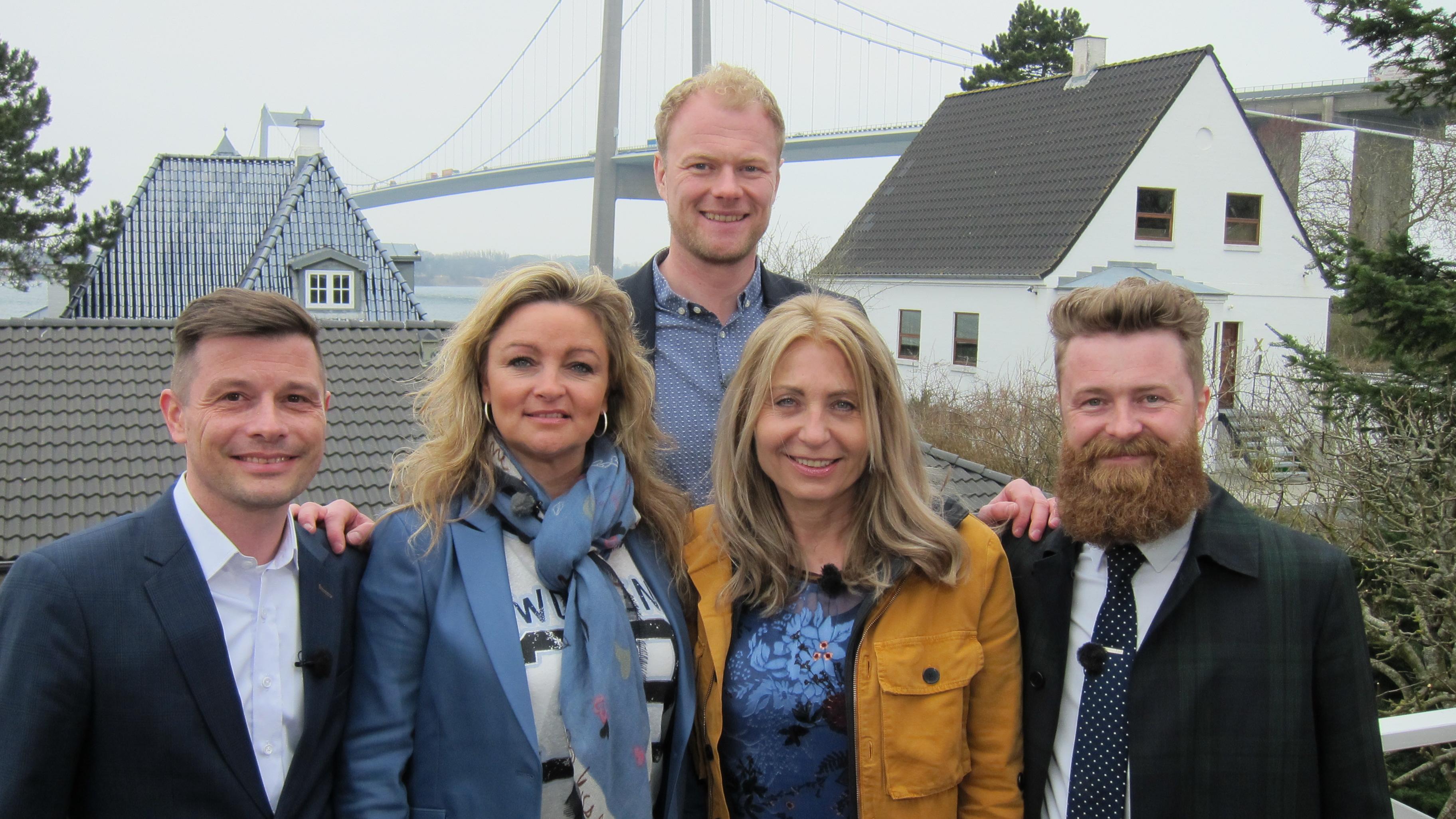 Hammerslag - Fyn i første række (3:10)