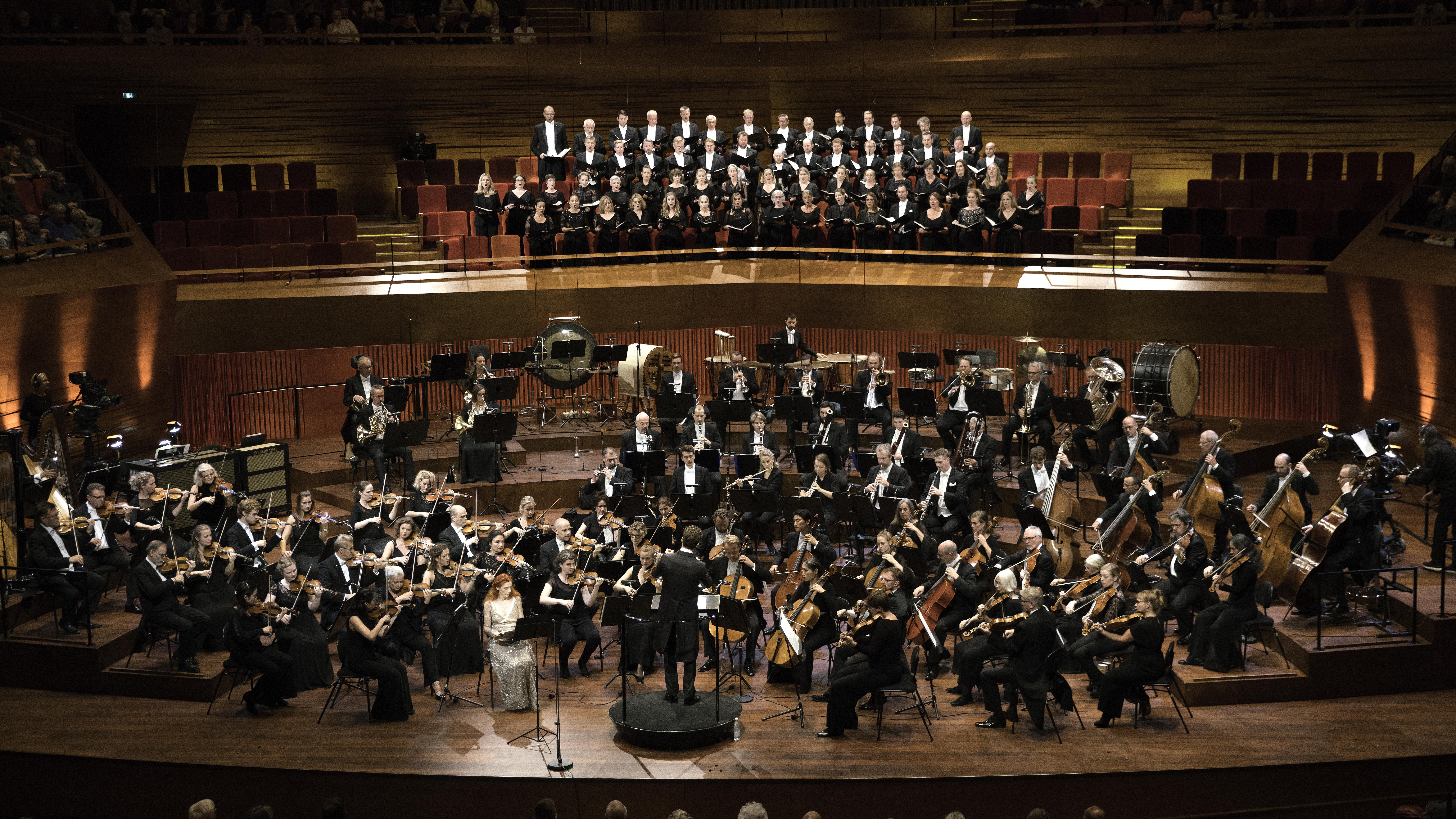 DR SymfoniOrkestret 85-års jubilæum for Torsdagskoncerterne