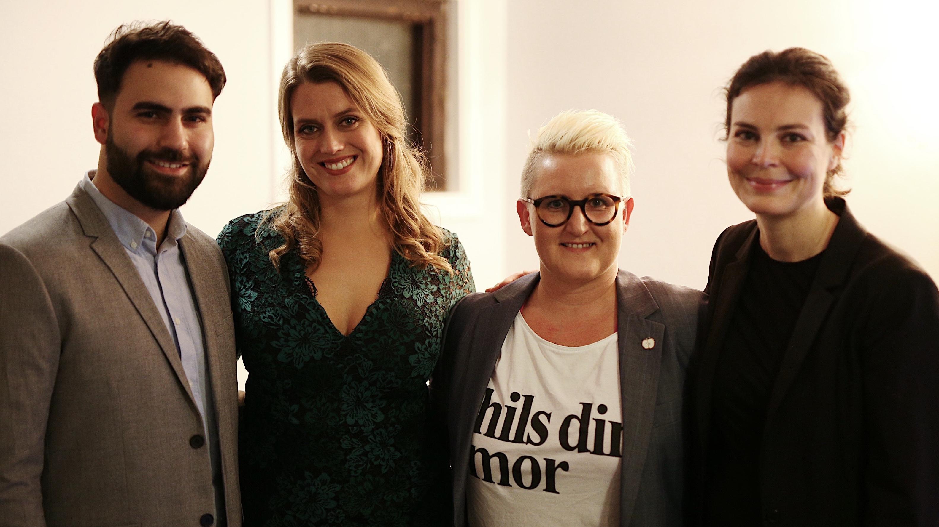 Vinderne af Tine Bryld Prisen 2018