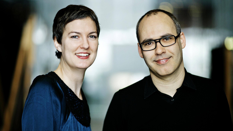 Nanna Mogensen og Klaus Rothstein