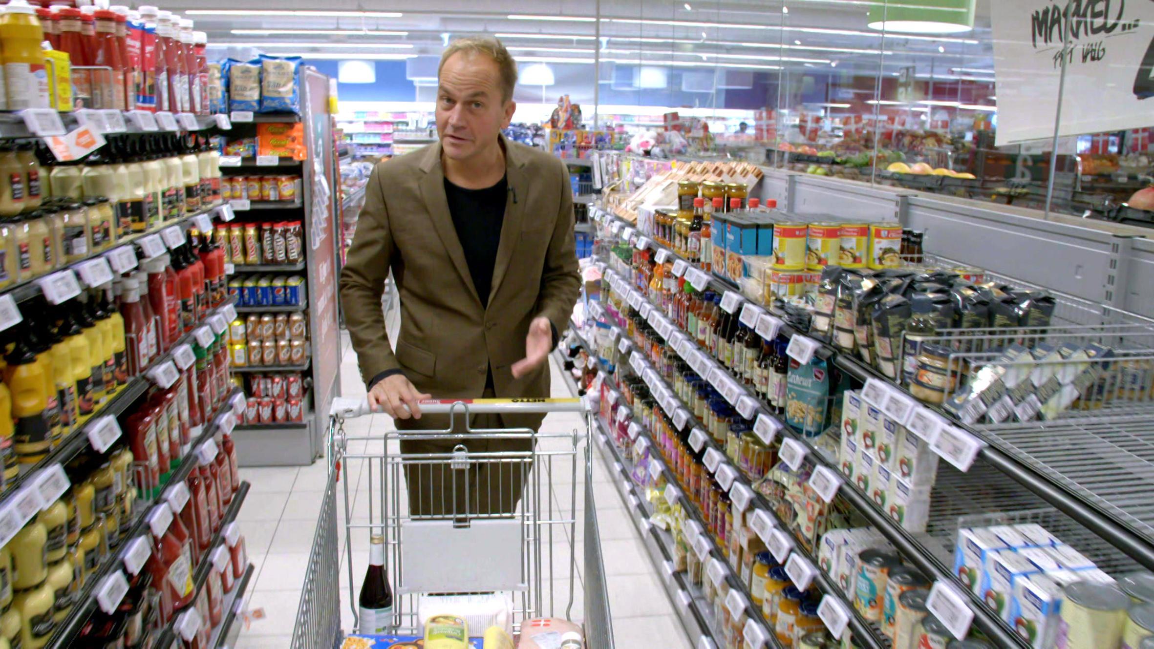 Kontant: De falske fødevarer