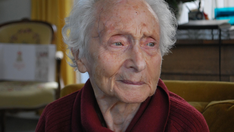 Arlette Andersen, overlevede Auschwitz, 94 år