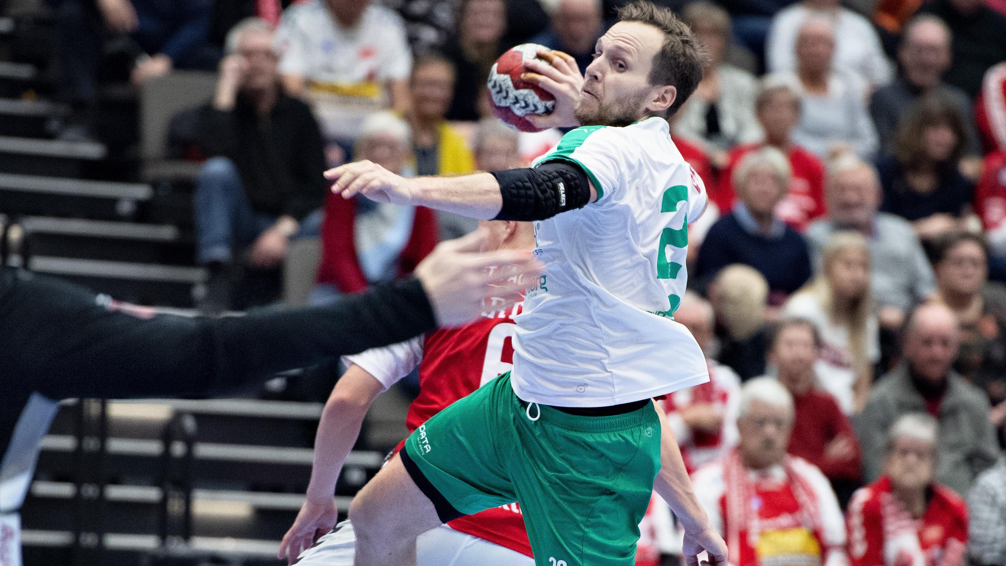 tysk håndbold stilling