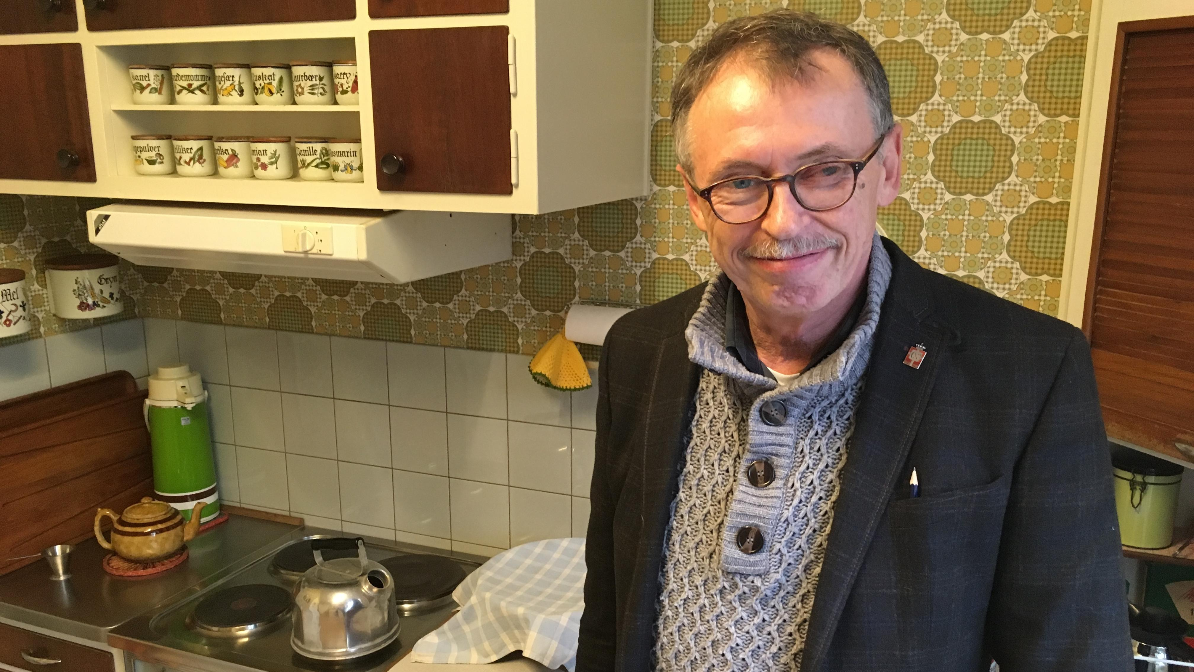 Henning Lindberg, Den Gamle By