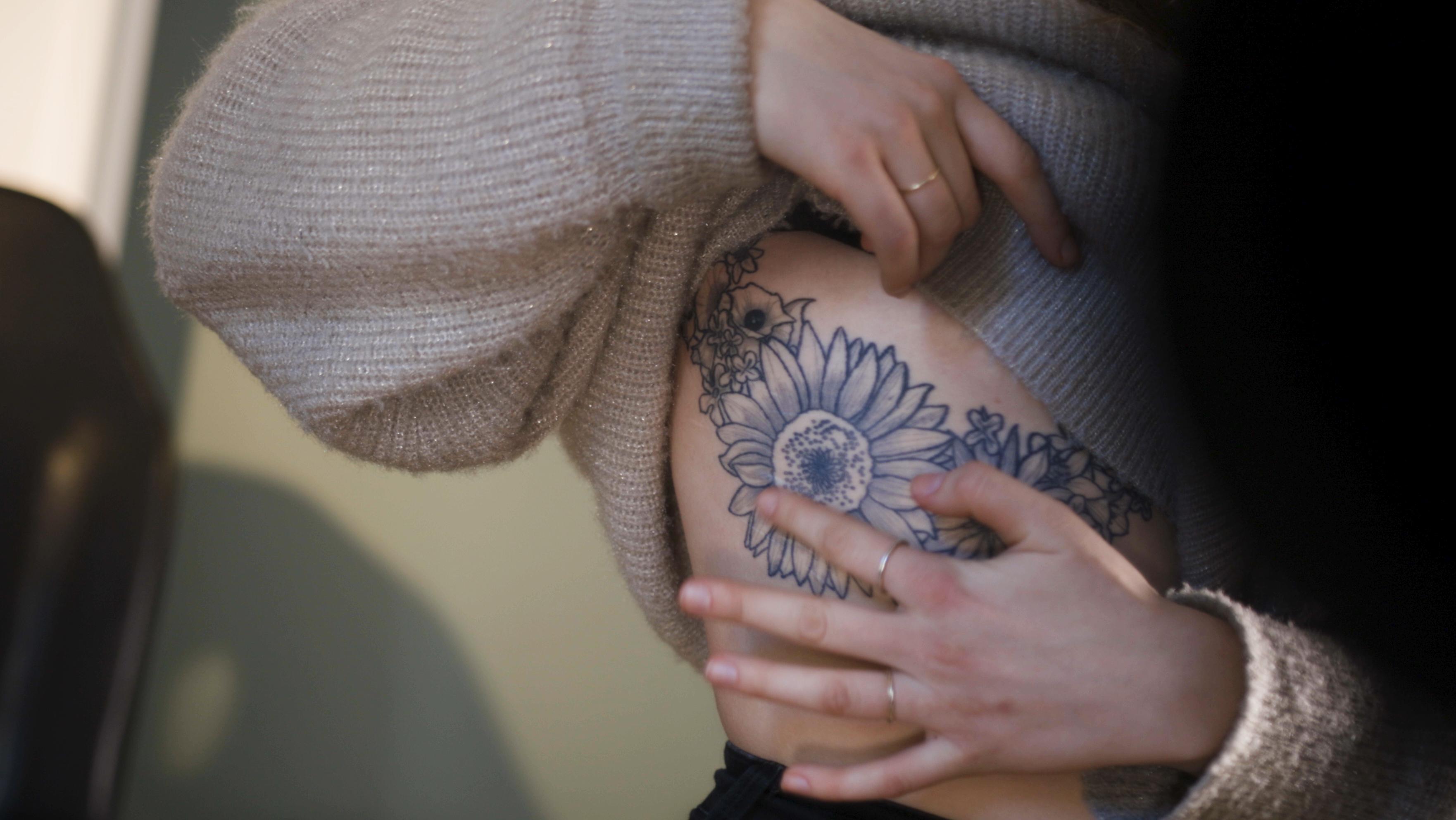 Fortæl om din tatovering