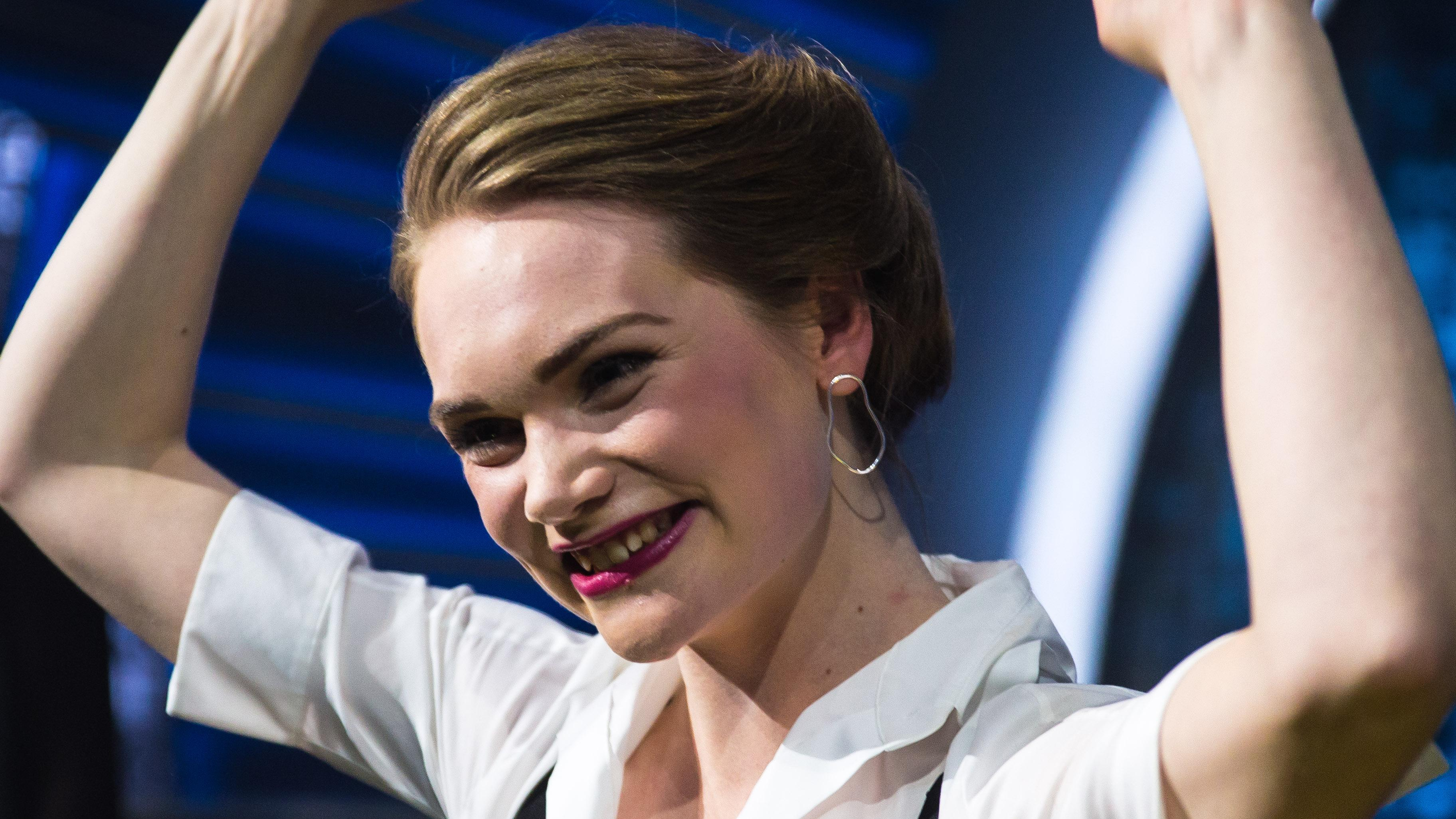 Leonora vinder Dansk Melodi Grand Prix 2019