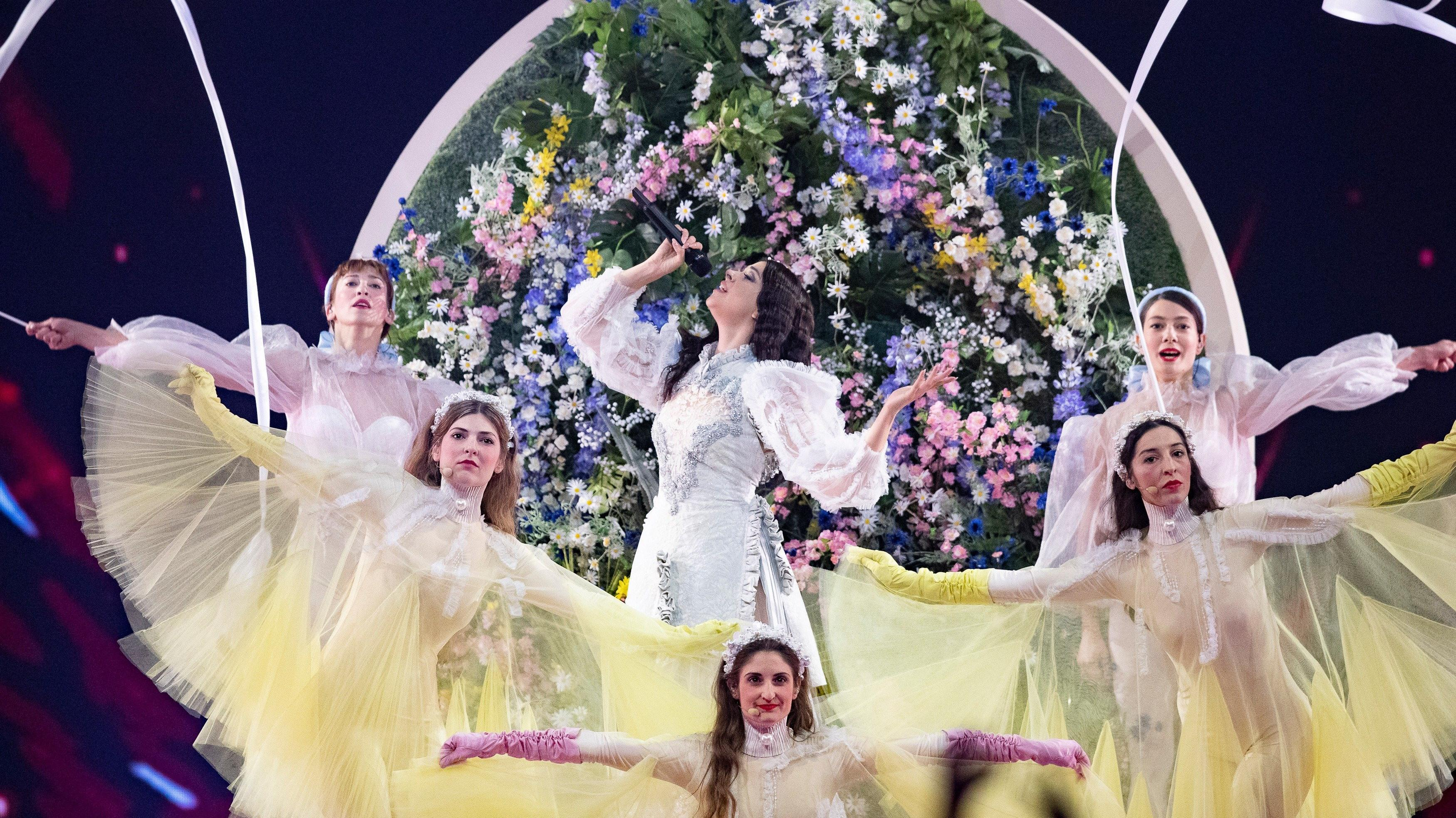16 Grækenland Eurovision 2019