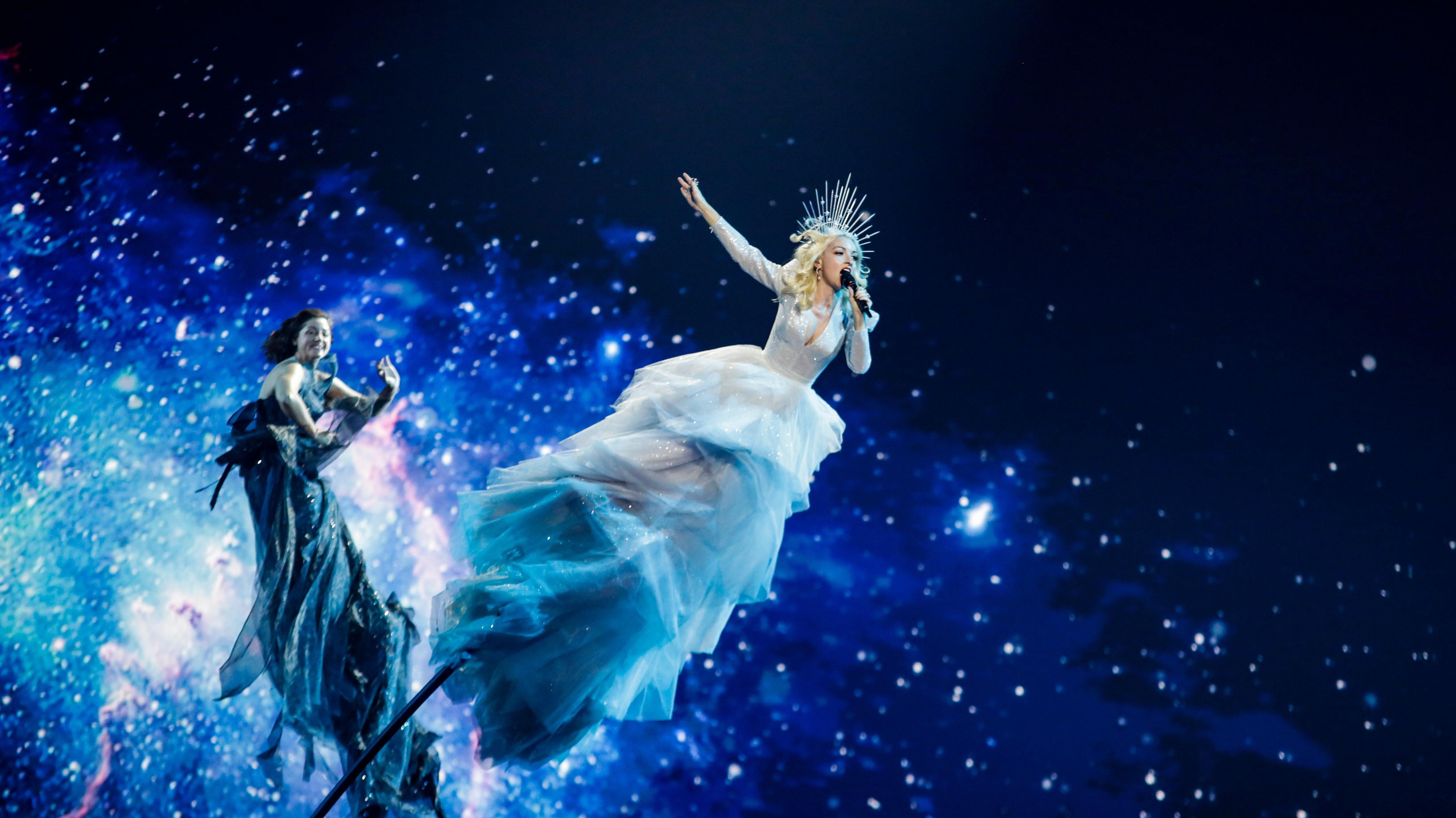 12 Australien Eurovision 2019