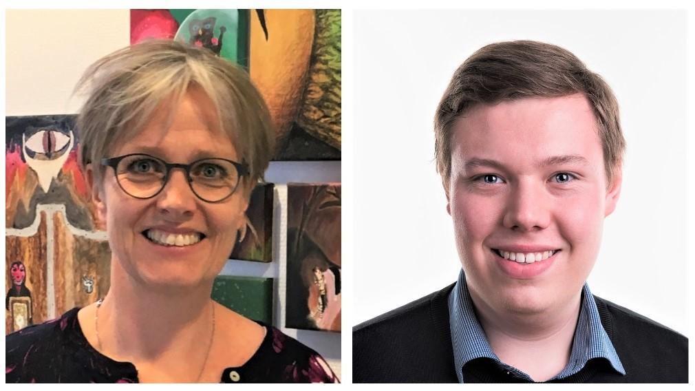 Lotte og Nicolai Uenige Sammen