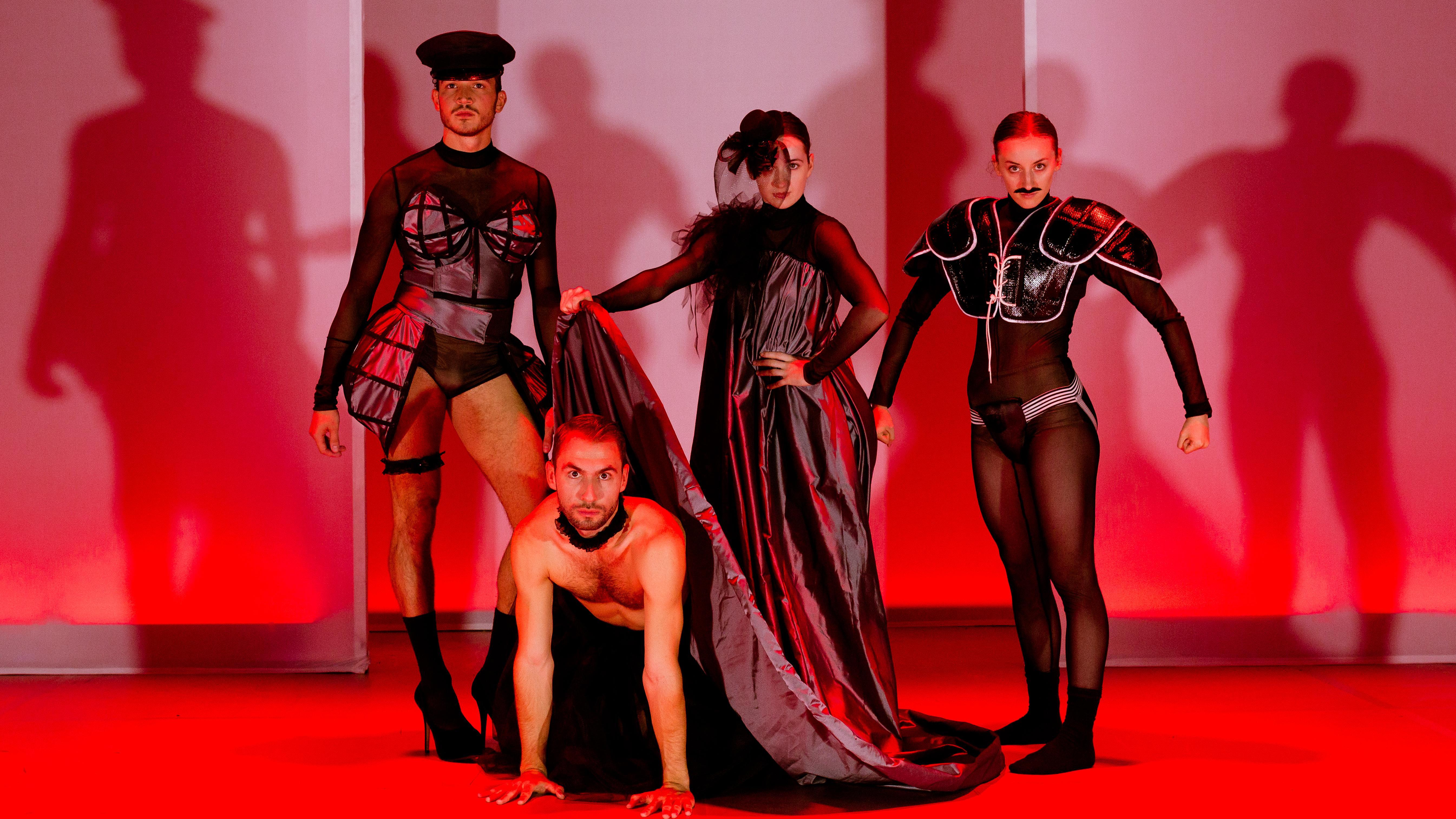 black box dance company