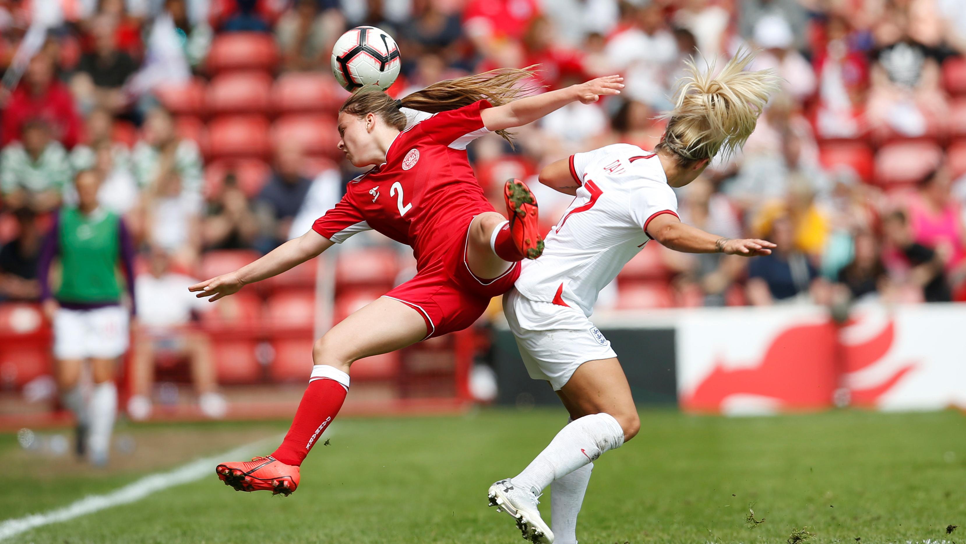 Kvindelandsholdet   Sport   Fodbold   DR