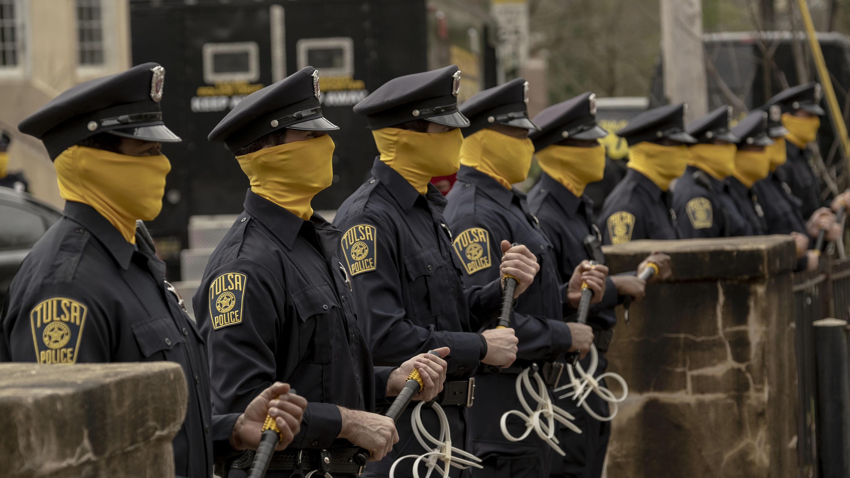 Watchmen hbo serie