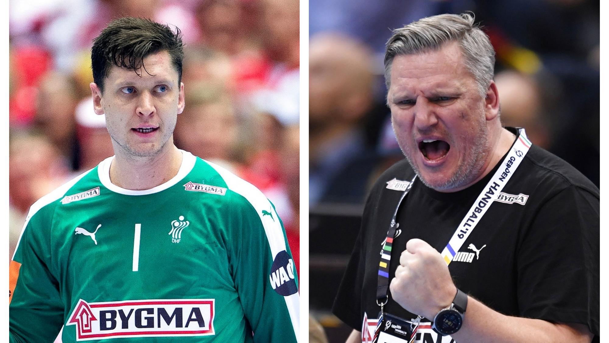 Niklas Landin og Nikolaj Jacobsen er kåret som verdens bedste
