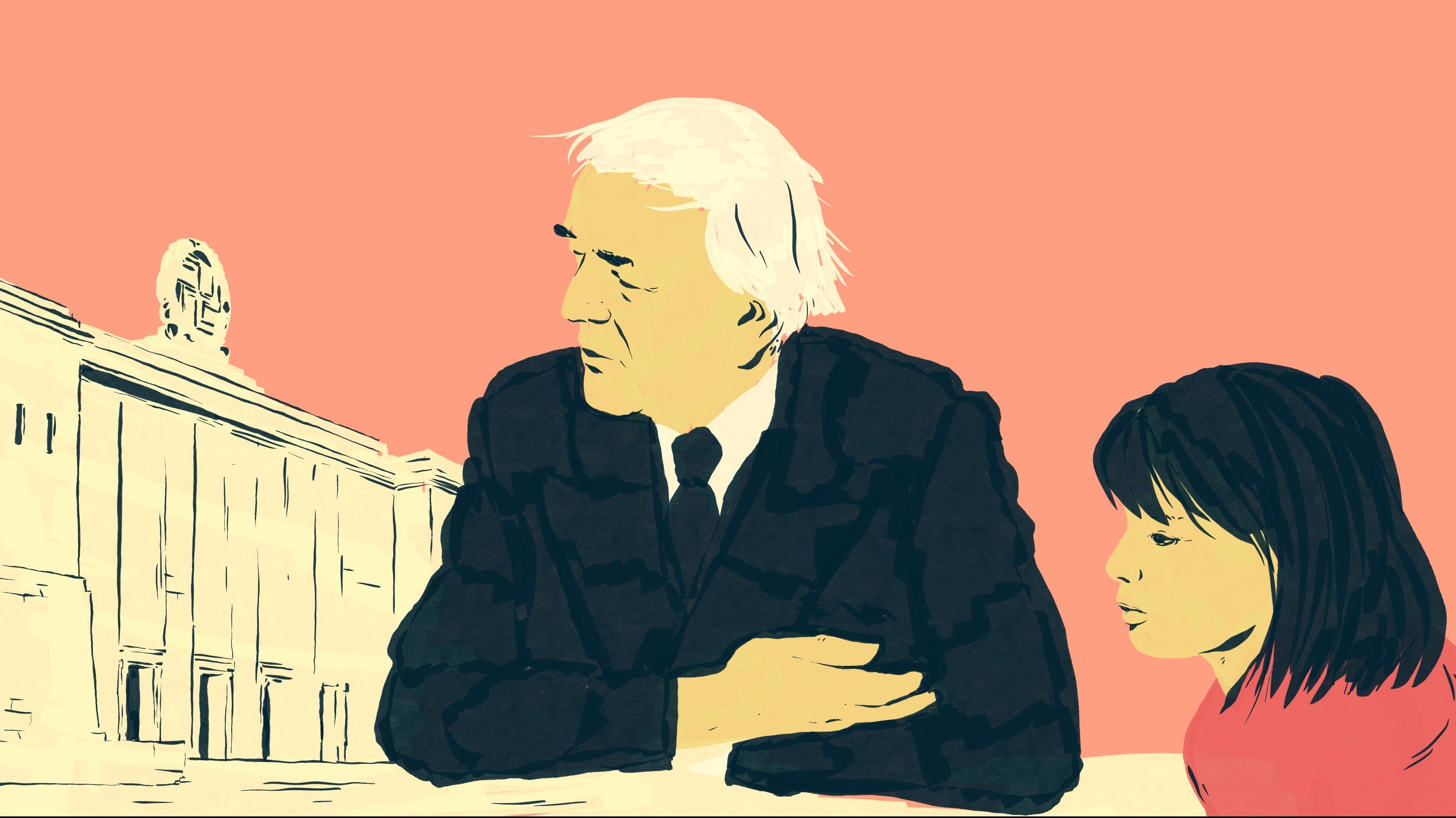 moritz og hans morfar