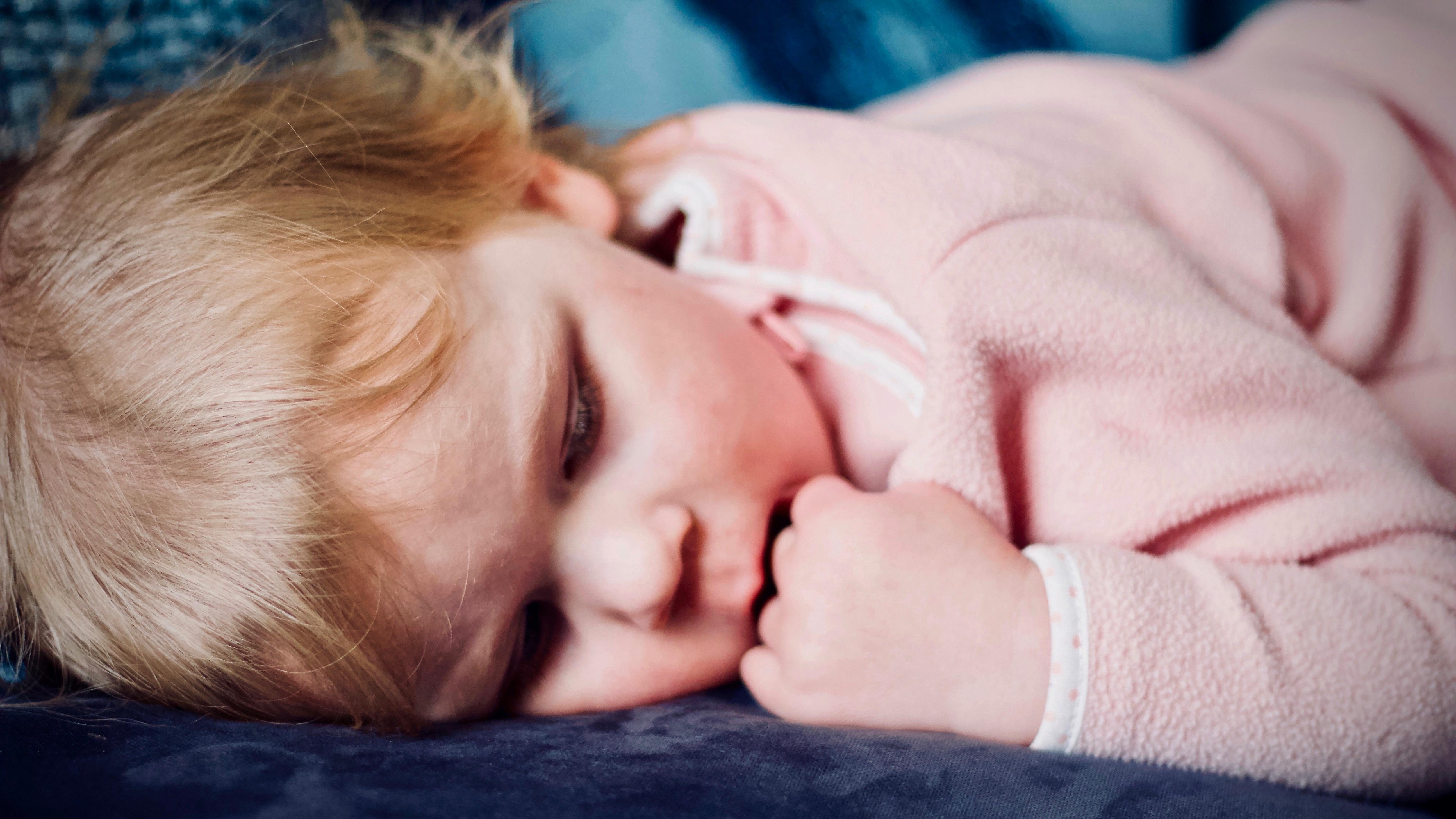 barn sove