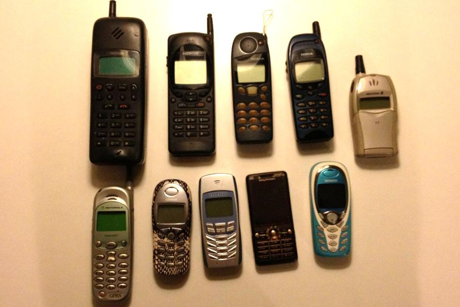 gamle mobiltelefoner værdi