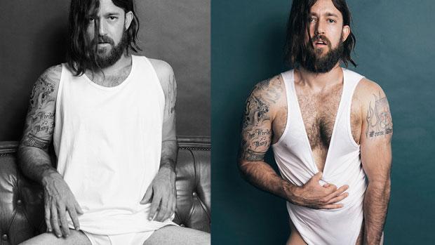 Mænd kopierer sexede billeder af kvindelig model   Kultur   DR