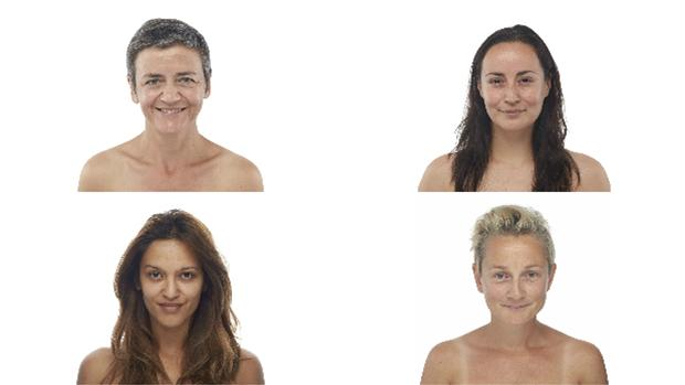 hvor dyb er en skede danske kvinder
