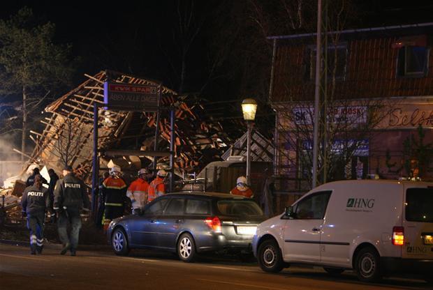 hvad eksploderede i huset i venedig i casino flygel