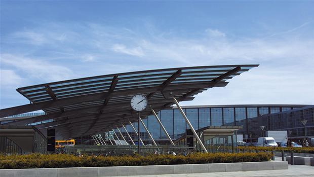 Копенгагенский аэропорт Каструп