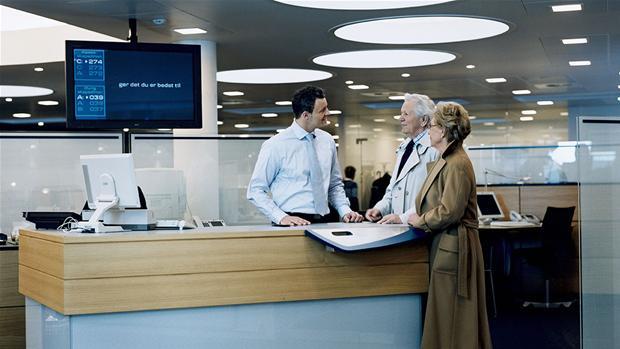 danske bank medarbejdere