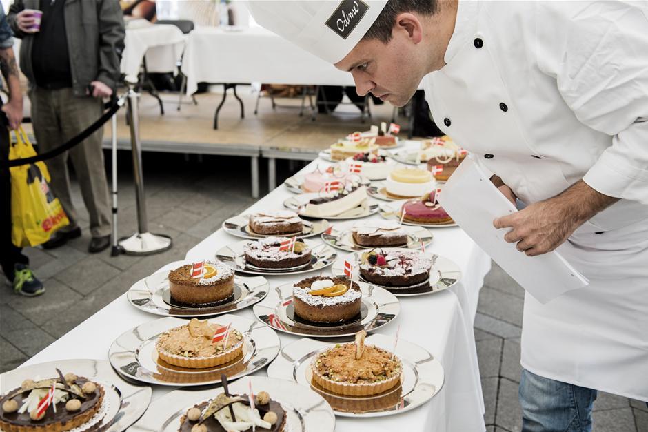 BILLEDSERIE: Flotte kager og gode brød | Nyheder | DR