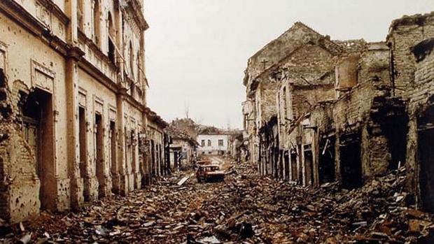 Borgerkrigen i jugoslavien