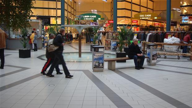 Kolding storcenter butikker åbningstider