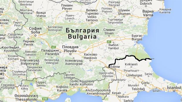 nyheder udland bulgarien bygger nyt kaempe hegn standse flygtninge fra syrien