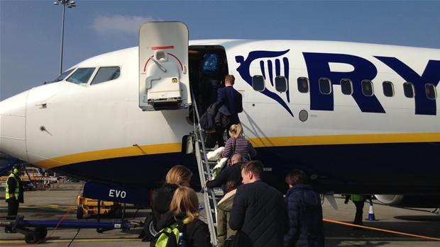 Lufthavn i Odense øjner muligheder i Ryanair-exit | Fyn | DR