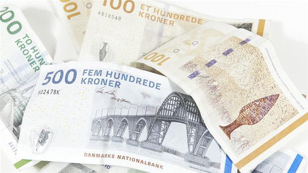 Nationalbanken kæmper: Udenlandske opkøb presser den danske krone | Penge | DR