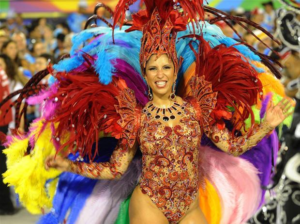 BILLEDSERIE: Karneval i Rio | Ligetil | DR