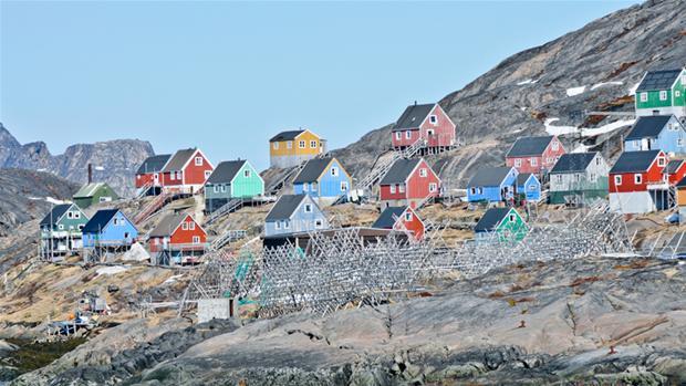 Grønland sætter varme-rekord | Indland | DR